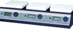 Magnetic stirrer with heating plate SMHS 3 or 6 places 350 ° C 1500rpm
